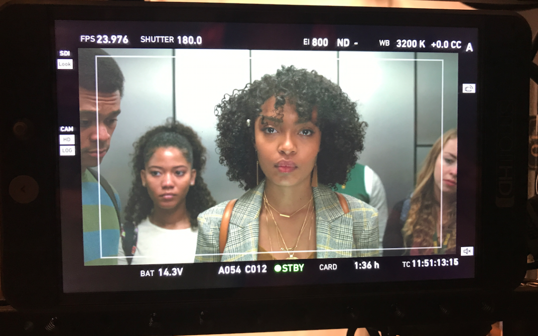 Pete Chatmon Directs Episode of Grown-ish